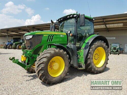 John Deere 6195R Year of Build 2015 4WD