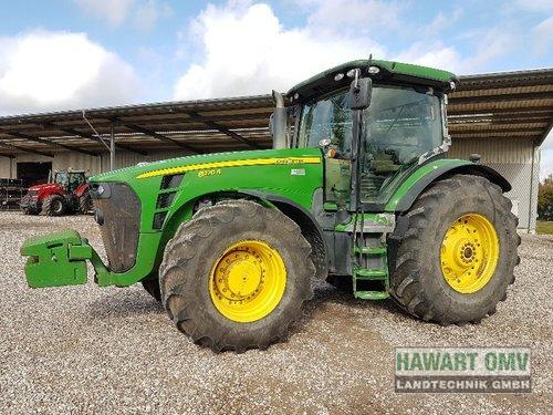 John Deere 8270R Year of Build 2011 Neubrandenburg