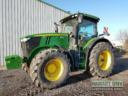 Tractor John Deere - 7290R