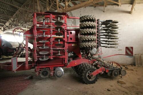 Horsch Pronto 6 Dc Anul fabricaţiei 2012 Burg /Spreewald