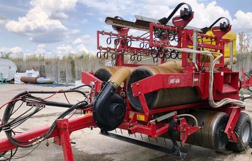 HE-VA Grass Roller 630