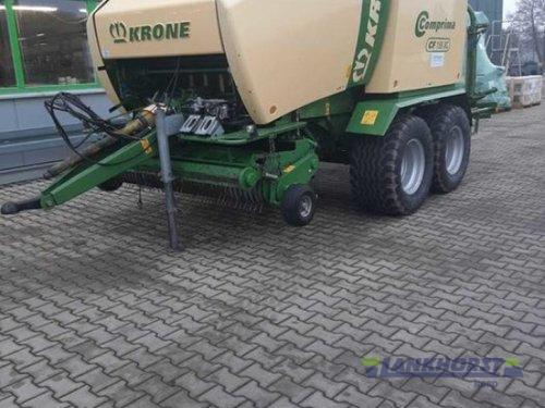Krone Comprima CF 155 XC Year of Build 2011 Berne-Neuenkoop