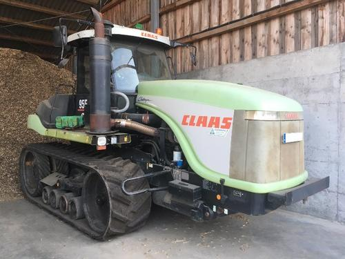 Claas Challenger 95 E Рік виробництва 1998 Oldenburg in Holstein