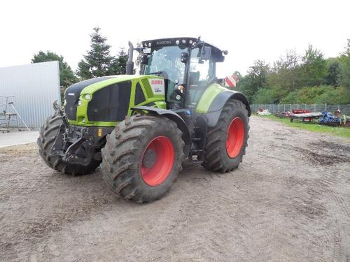 Claas Axion 920 Cmatic Rok produkcji 2015 Oldenburg in Holstein