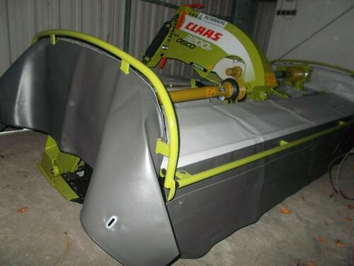 Claas Disco 3200 F Profil