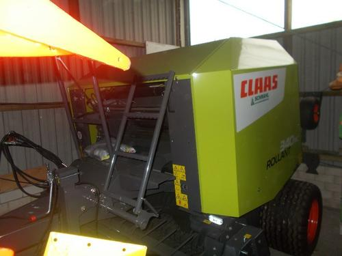 Claas Rollant 340 RC Rok výroby 2018 Woltersdorf