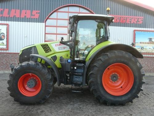 Claas Axion 870 Cmatic Årsmodell 2015 4-hjulsdrift