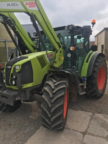 Claas - ARION 420 CIS