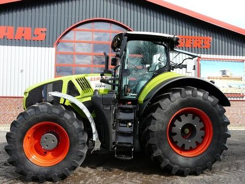 Claas Axion 960 Cmatic Cebis 4-hjulsdrift Ebstorf