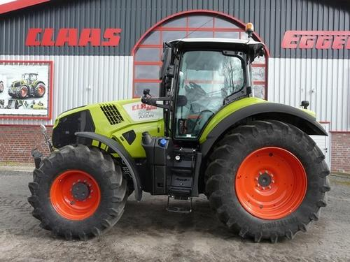 Claas AXION 800 CEBIS