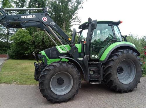 Deutz-Fahr 6160 Cschift