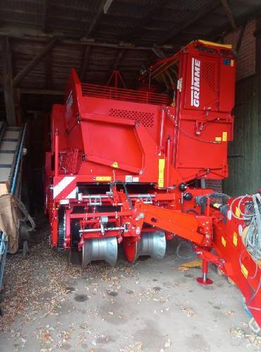 Grimme Se 260 Ub Year of Build 2018 Ebstorf