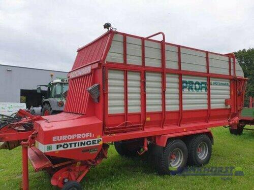 Pöttinger Europrofi I Year of Build 1995 Wiefelstede-Spohle