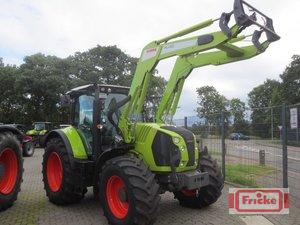 Claas ARION 620 CIS + FL 140 Obraz 0
