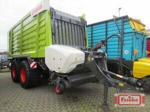 Lade- & Silierwagen Claas CARGOS 8400 Bild 0