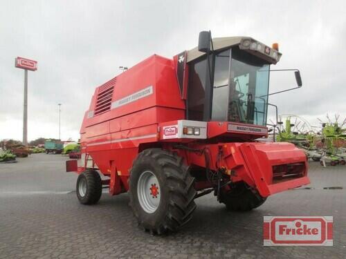 Massey Ferguson 38 Year of Build 1996 Gyhum-Bockel