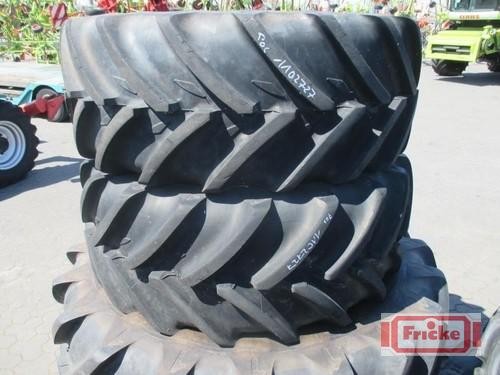 Michelin 2 Räder 480/60r28 Year of Build 2013 Gyhum-Bockel