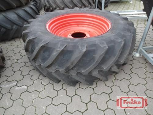 Trelleborg 2 Räder 650/65 R42 Year of Build 2014 Gyhum-Bockel
