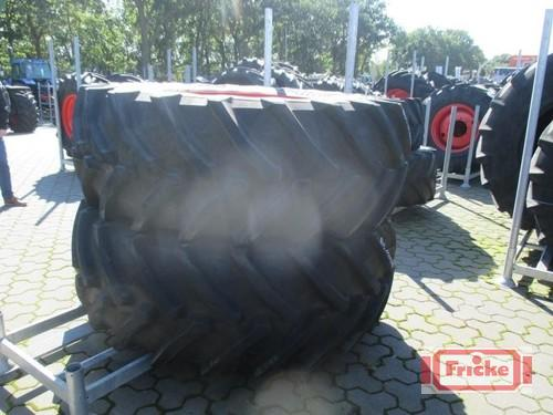 Trelleborg 2 Räder 650/65r42 Year of Build 2014 Gyhum-Bockel
