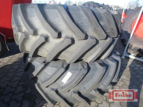 Trelleborg 710/70r38 Year of Build 2014 Gyhum-Bockel