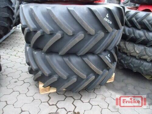 Michelin 2 Räder 540/65 R30 Gyhum-Bockel