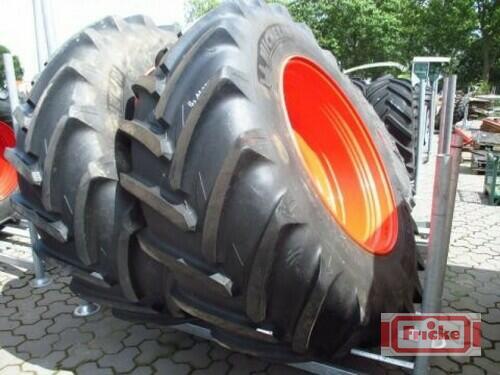 Michelin 2 Räder 710/60 R42 Year of Build 2012 Gyhum-Bockel