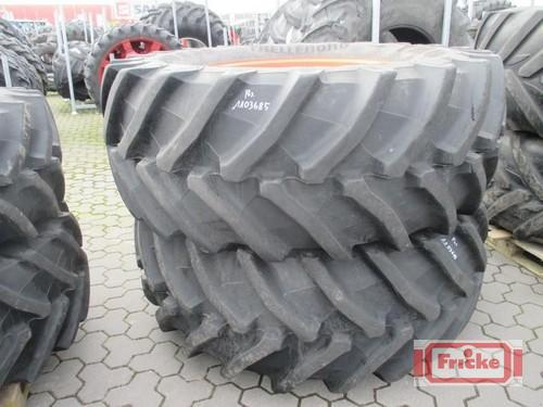Trelleborg 2x Räder 650/65 R38 Year of Build 2012 Gyhum-Bockel