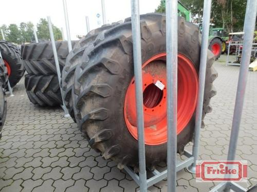 Trelleborg 2 Räder 540/65r34 Tm 800 Year of Build 2014 Gyhum-Bockel