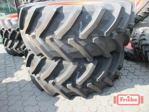 Trelleborg 2 Räder 710/70r42 Year of Build 2014 Gyhum-Bockel