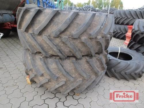 Trelleborg 2x Räder 650/65r38 Year of Build 2015 Gyhum-Bockel