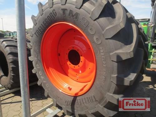 Trelleborg 710/70r42 Year of Build 2015 Gyhum-Bockel