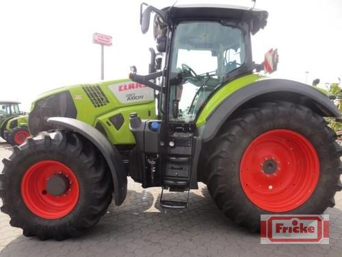Claas Axion 810 Cmatic Årsmodell 2014 4-hjulsdrift