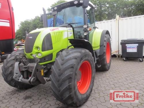 Claas Arion 640 Cebis Année de construction 2008 Gyhum-Bockel
