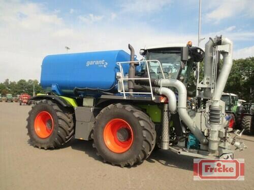 Traktor Claas XERION 3800 Saddle Trac Bild 3