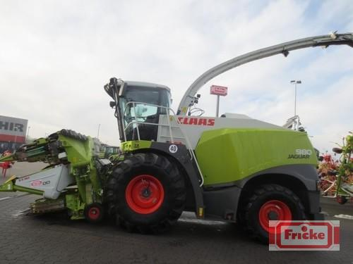Claas JAGUAR 980 Year of Build 2015 4WD