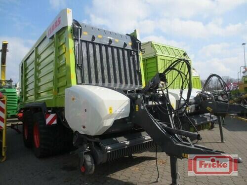 Claas Cargos 8400 anno di costruzione 2015 Gyhum-Bockel