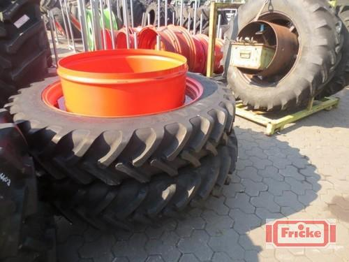 Alliance 340/85 R46 Zwillingsräder Year of Build 2015 Gyhum-Bockel