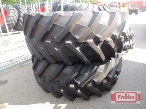 Trelleborg 650/65 R 38 Year of Build 2015 Gyhum-Bockel