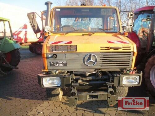 Mercedes-Benz Unimog U 1400 Baujahr 1994 Gyhum-Bockel