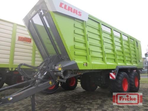 Claas Cargos 750 Year of Build 2015 Gyhum-Bockel