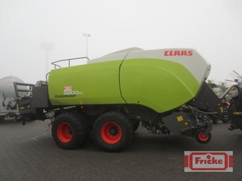 Claas Quadrant 5200 Year of Build 2016 Gyhum-Bockel