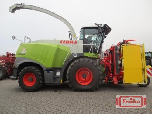Claas Jaguar 940 Year of Build 2016 Gyhum-Bockel