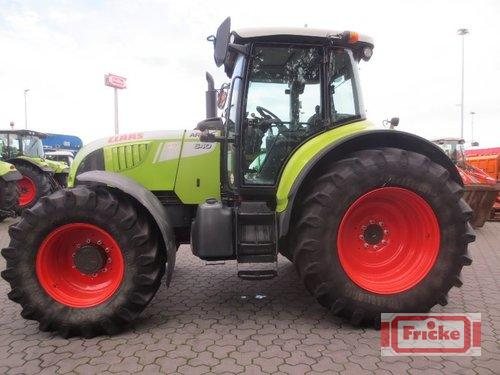 Claas Arion 640 CIS Baujahr 2008 Allrad