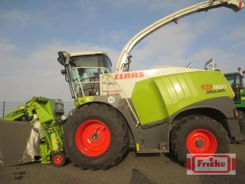 Claas JAGUAR 960 Year of Build 2016 Gyhum-Bockel
