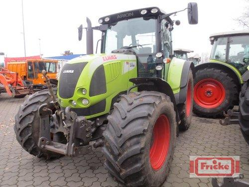 Claas Arion 640 Cebis Год выпуска 2012 Gyhum-Bockel