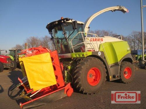 Claas Jaguar 960 Year of Build 2016 4WD