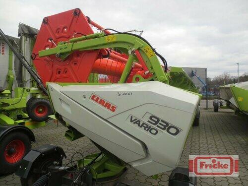 Claas Vario 930 Baujahr 2014 Gyhum-Bockel