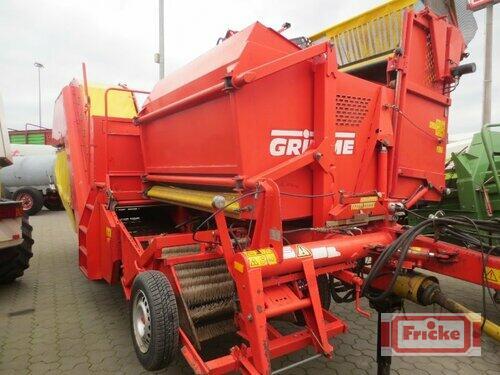 Grimme Se 75-40 Nb Year of Build 2002 Gyhum-Bockel