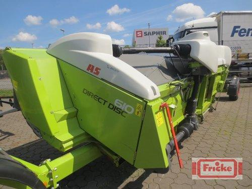 Claas Direct Disc 610 Contour Pro Nt Baujahr 2012 Gyhum-Bockel