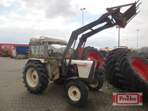 Oldtimer - Traktor David Brown - 885